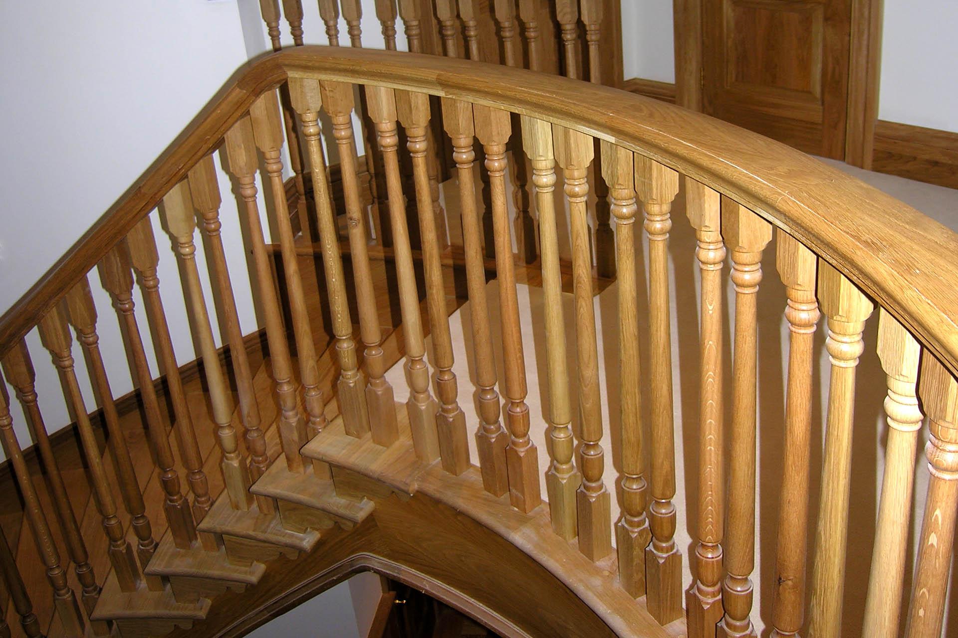 Изготовление лестниц из дерева. Предварительная подготовка.