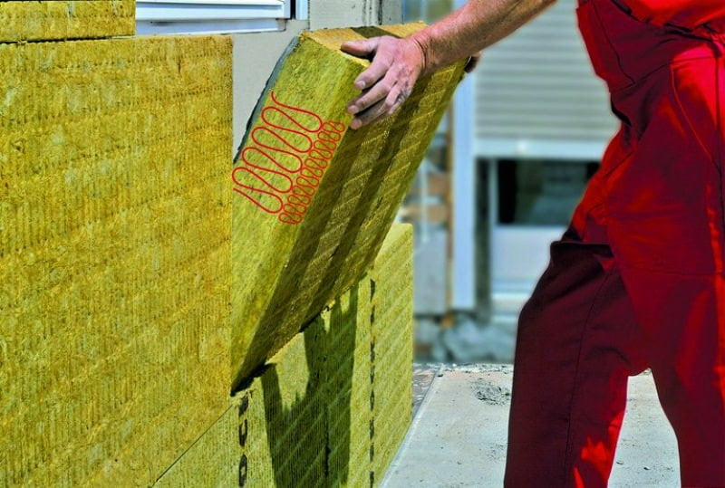 Утепление стен дома — материалы, свойства, технологии