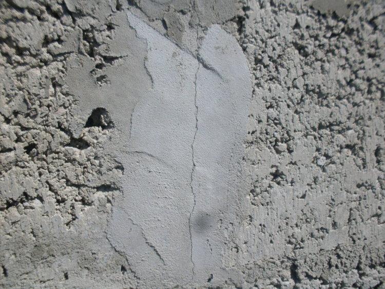 трещины в кладке стены из керамзитоблока